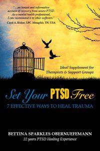 Set Your PTSD Free Betina Sparkles