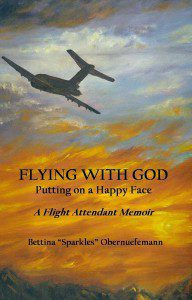 Flying with God Book Bettina Sparkles